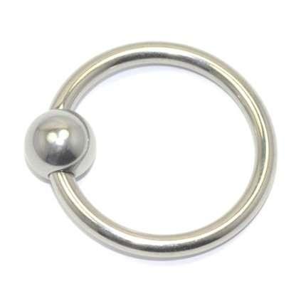 Anel de Glande Aço Inoxidável 35 mm,130081