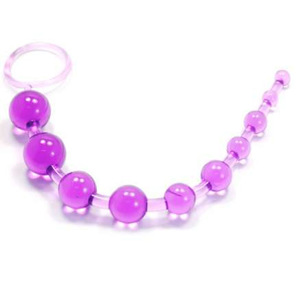 10 Balls Anal Purple 30 cm 339029