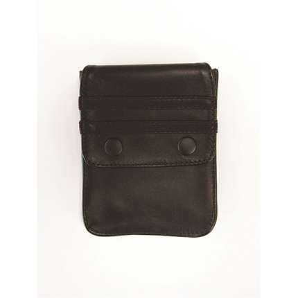 Wallet Leather Mister B Black to Harness Black 132019