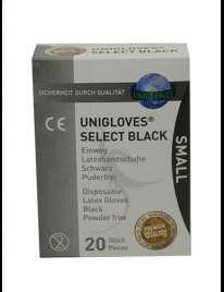 20 x Disposable Gloves Black, Gloves, Bondage, Mister B, sexshop, sex shop online, sex shop-