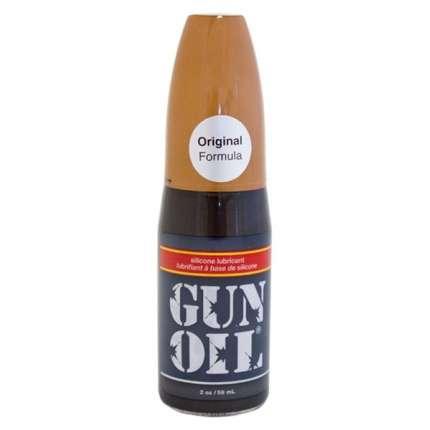 Lubricant Gun Oil Silicone 59 ml, Gun Oil