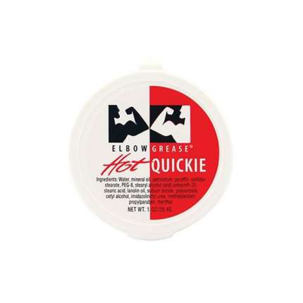 Lubrificante Óleo Elbow Grease Hot Quickie 30 ml, Elbow Grease