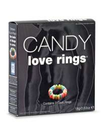 3 Rings for the Penis Candy Love Rings 312010
