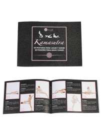 The book Illustrated the 69 Positions of Kamasutra in Portuguese and Spanish 350028