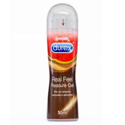 Lubrificante Durex Real Feel 50 ml,316041