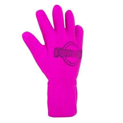 Glove Massage FUKUOKU Pink Size S M 216005