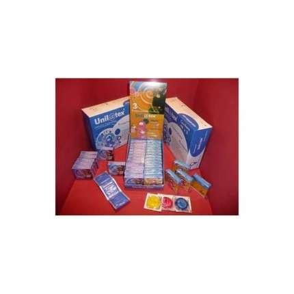 3 x Preservativos Multifrutas 322013