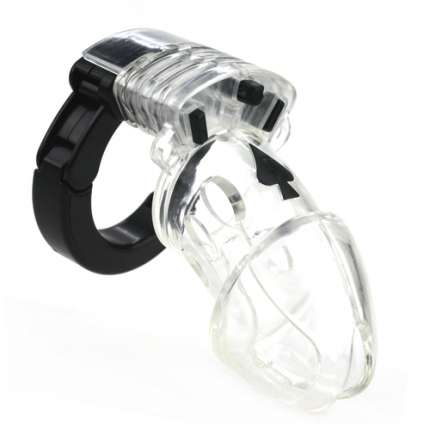 Chastity belt Male Adjustable Transparent 1433554