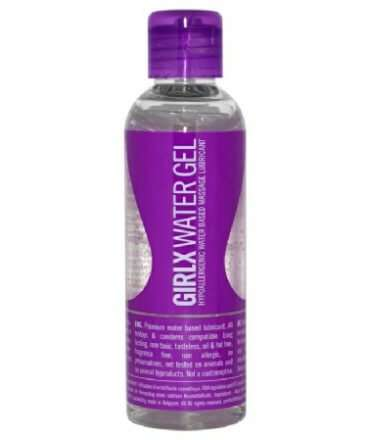Gel de Massagem Girlx Water Gel 100 ml,GWG100