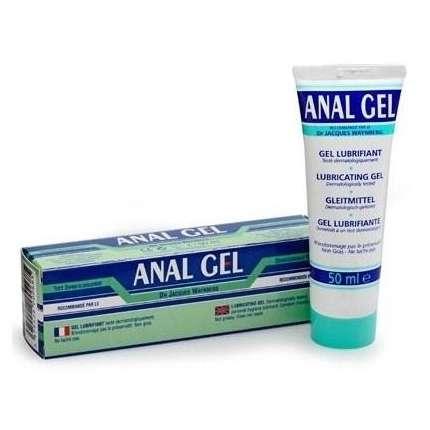 Gel lubrificante Anal 50ml,3163636