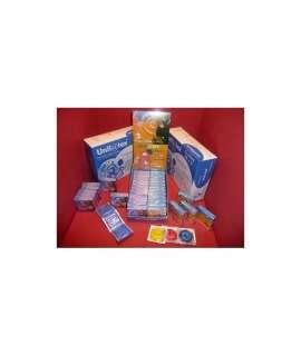 144 x Preservativos Multifrutas UNI144M Unilatex Sabores