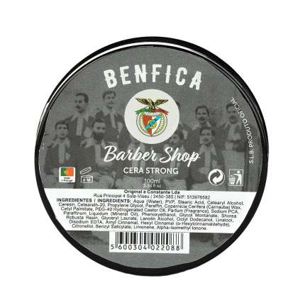 The wax is Strong as Benfica 100ml,8133706
