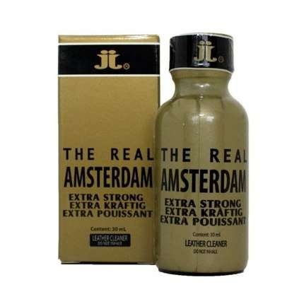 Poppers The Real Amsterdam 30ml,1803734