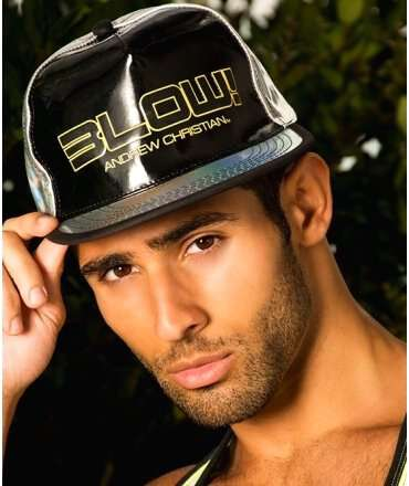 Cap BLOW! Hologram Grey 8179-SIL-O