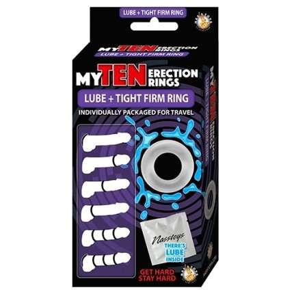 Pack Lube and 10 Tight Firm Ring 1303771