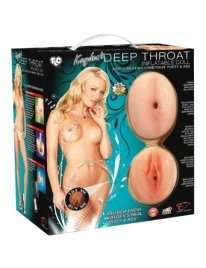 The doll Inflatable Vibrating Kayden Kross,1273772