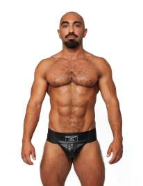 Jockstrap Slot. B-Premium Leather 126782