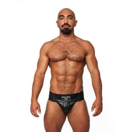 Jockstrap Slot. B, Premium Leather,126782