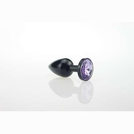 Butt Plug Black, Aluminum,2373875