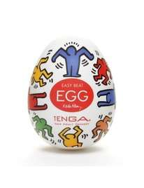 Tenga - Keith Haring Egg Dance (1 Piece) 1273890