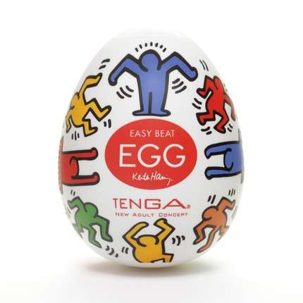Masturbator Tenga Egg Dance-Keith Haring,1273890