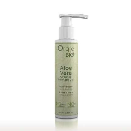 Gel Intimo Orgie Bio Aloe Vera 100 ml,1493954
