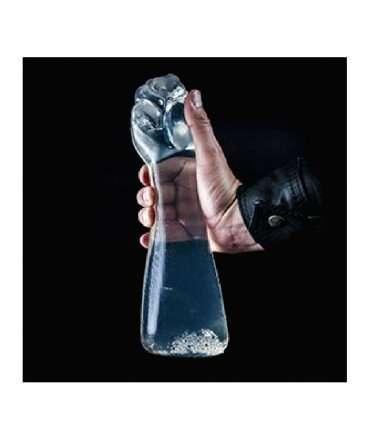 Dildo Dark Crystal Transparente 29 cm PRDCC26 Dark Crystal Tamanhos Grandes