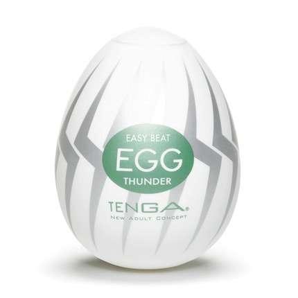 tenga egg thunder 1 piece 1274073