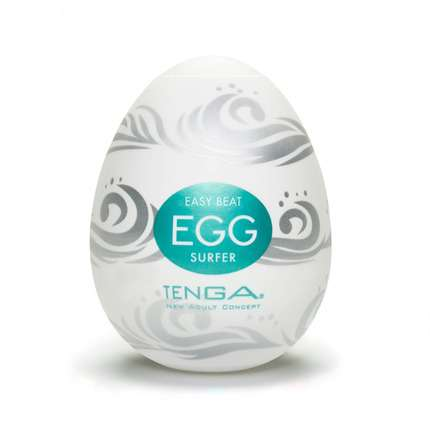 Masturbador Tenga Egg Surfer,1274077
