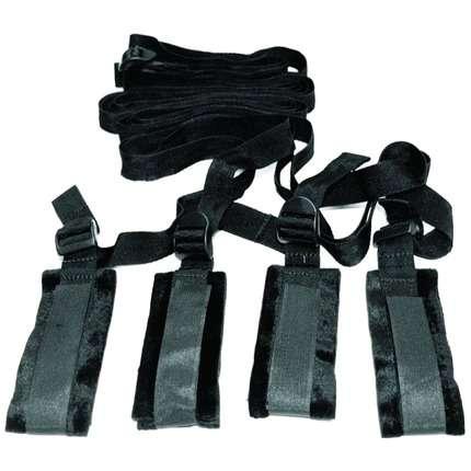 s m bed bondage restraint kit 3354088