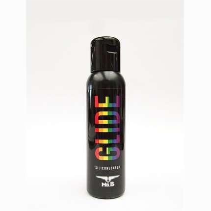 Lubrificante Silicone Mister B Glide Pride 250 ml,3154147