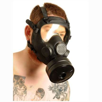 The Gas mask in His MP5,1874163