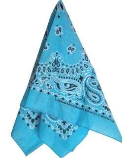 Lenço Azul Claro,413915