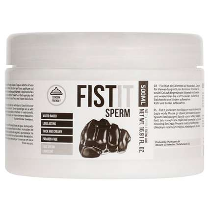 Used Black Fist it's Sperm (500 ml) 3164248