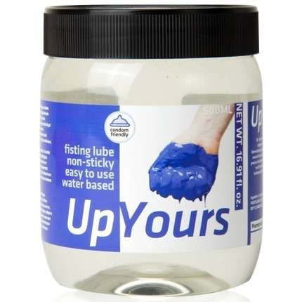 Lubrificante para Fisting Up Yours 500 ml,3164249