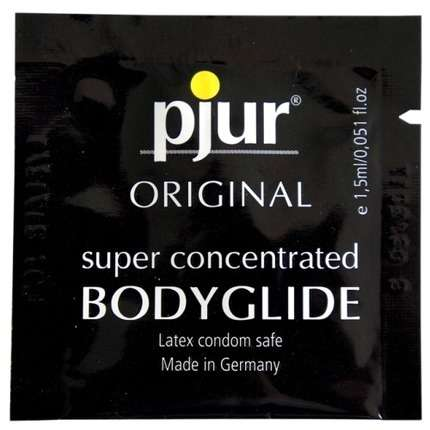 Lubricant Silicone Pjur Original Bodyglide 1.5 ml 3154255