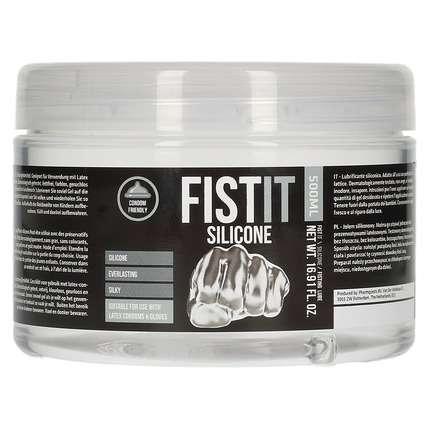 Used Black Fist it's Silicone, 500 ml capacity,3154257