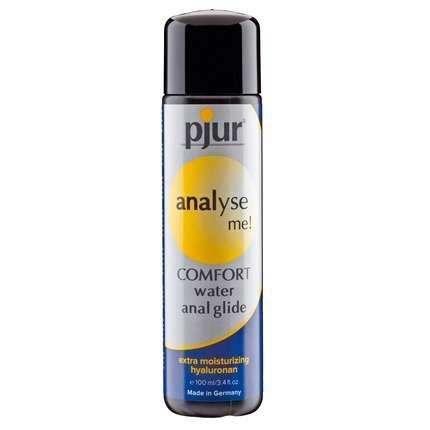 Lubrificante Anal à Base de Água Pjur Analyse me Comfort 100 ml,3164267