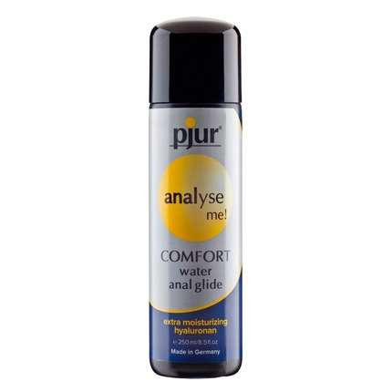Lubrificante Anal Pjur Analyse me Comfort 250 ml,3164268