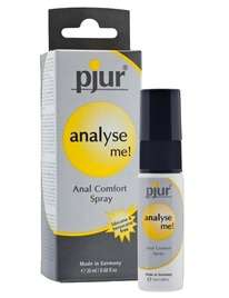 Relaxing Anal Pjur Analyse me Comfort Spray-20 ml 3104269