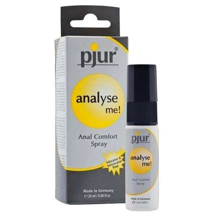 Relaxante Anal Pjur Analyse me Comfort em Spray 20 ml,3104269