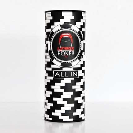 Masturbator Lingox Poker-Club-Edition-Trébol 1274282