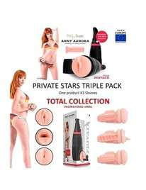 Masturbator Lingox Anny Aurora-Pack The Triple 1274295