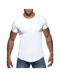 Fue Una Camiseta Básica De Adictos U-Cuello,5004305