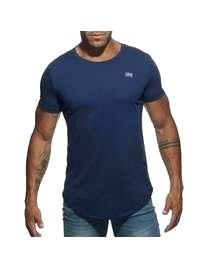 T-Shirt Basic-Addicted-U-Neck - 5004305