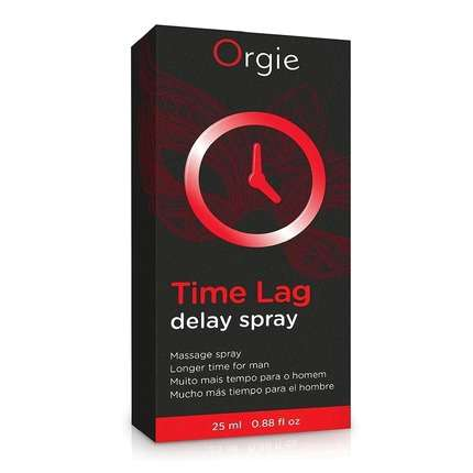 Retardante em Spray Time Lag Delay 25 ml,3514314