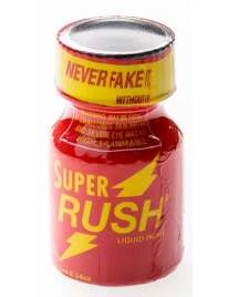 Poppers Super Rush Vermelho 10 ml,180027