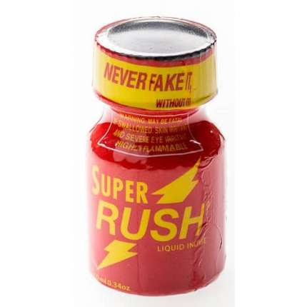 Poppers Super Rush Red 10 ml 180027