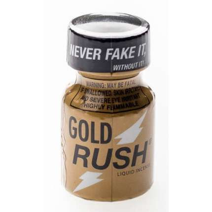 Poppers Gold Rush 10 ml,180008