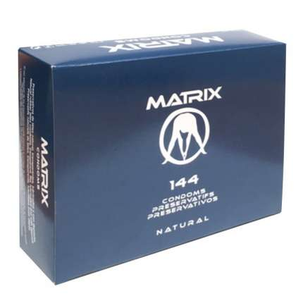Preservativos Matrix Natural Caixa de 144,3204369